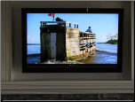 Flat Panel TV Installation - Bronze