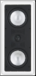 In-Wall LCR Home Theater Speaker (EA)